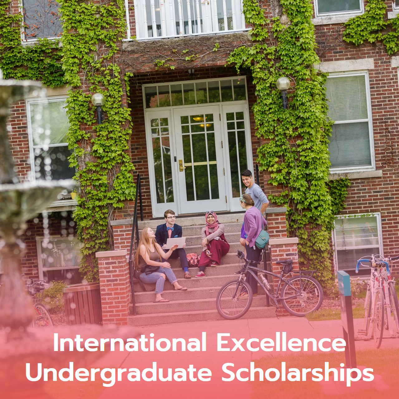 International Excellence Undergraduate Scholarships