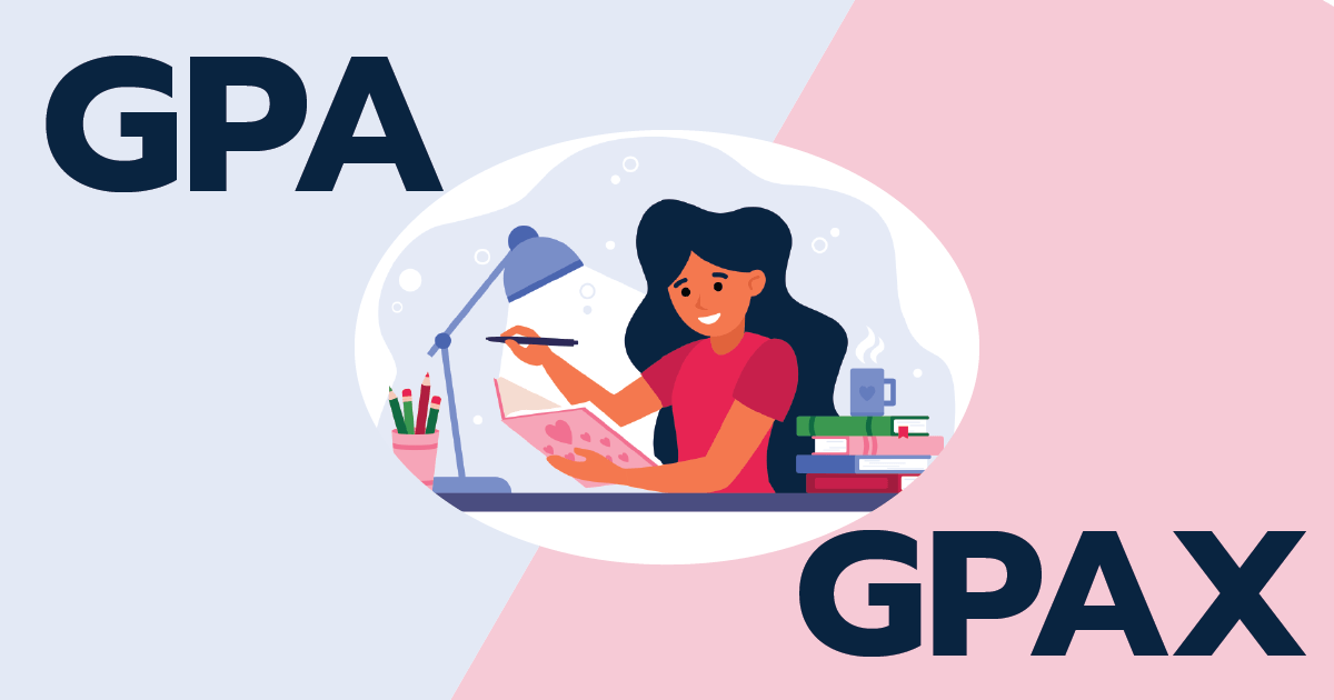 """2 คำสุดมึน!! """"GPA / GPAX"""" ต่างกันอย่างไร?"""