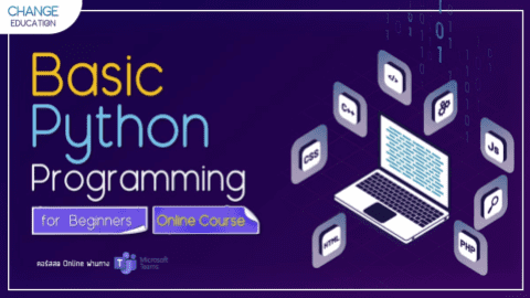 Basic Python Programming for Beginners Online Course